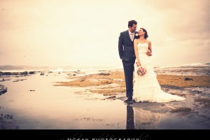 Sam Thibault Long Reef Golf Club wedding