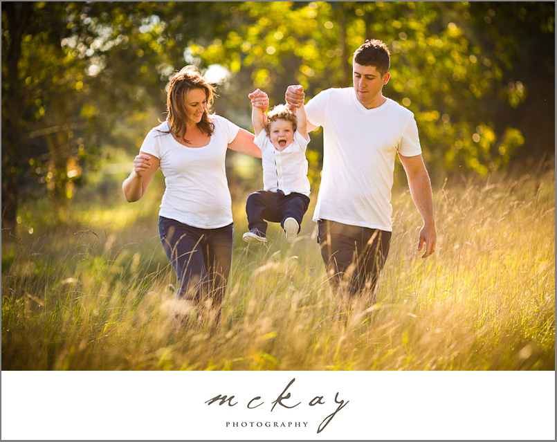 family photos grass field bowral