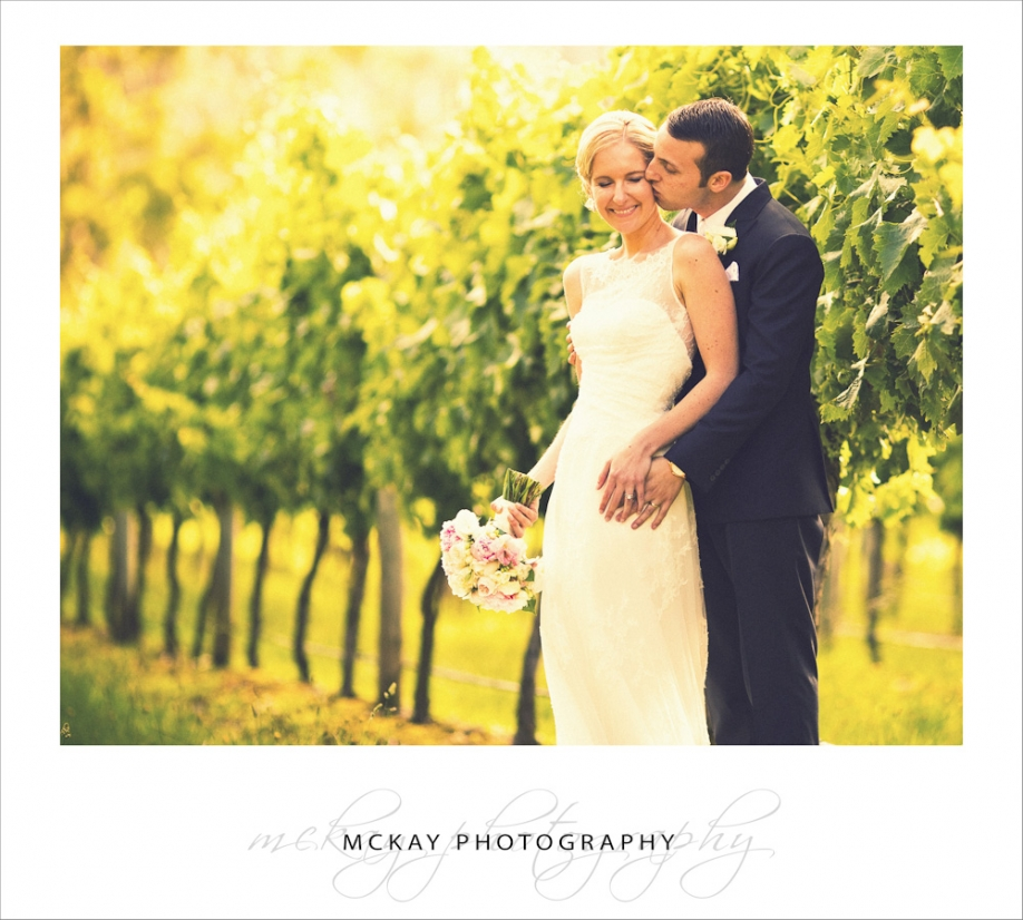 McKay Photography - Centennial Vineyards Bowral wedding