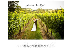 Centennial Vineyards Bowral wedding