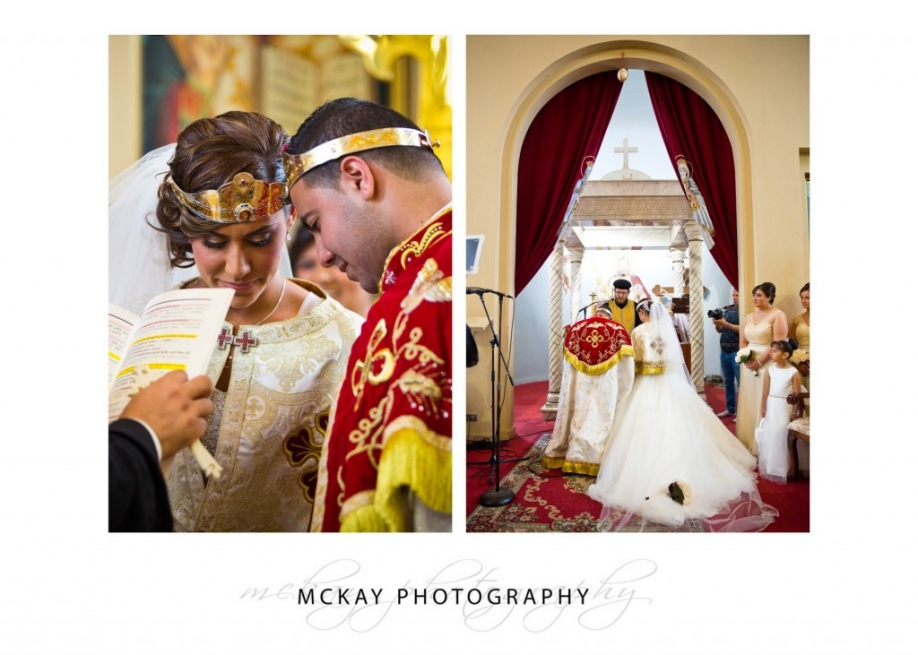 Close up photos of coptic orthodox ceremony