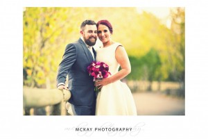 Emma & Corey wedding at Chevalier College Bowral