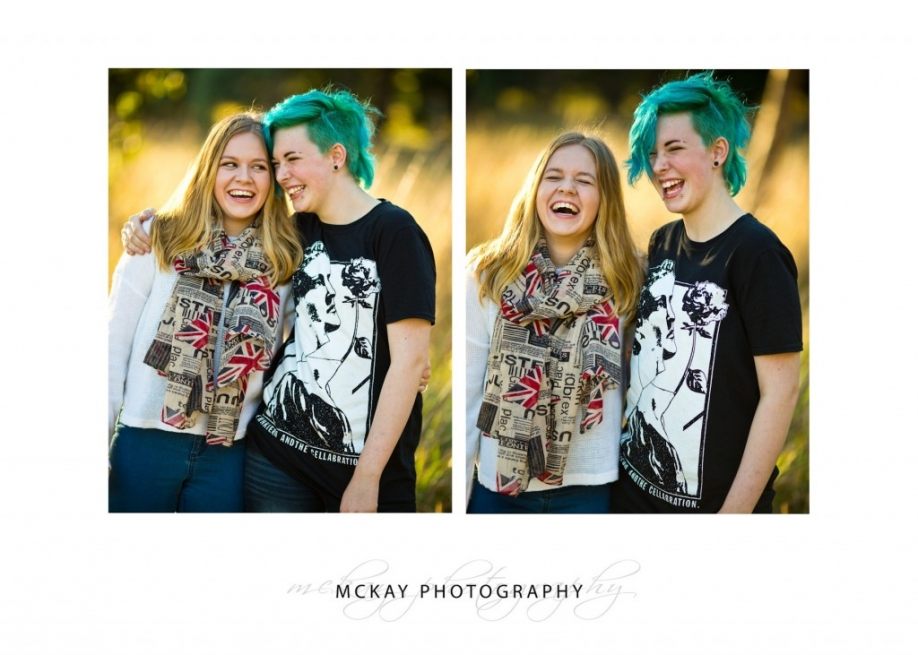 Sisters family photography Bowral