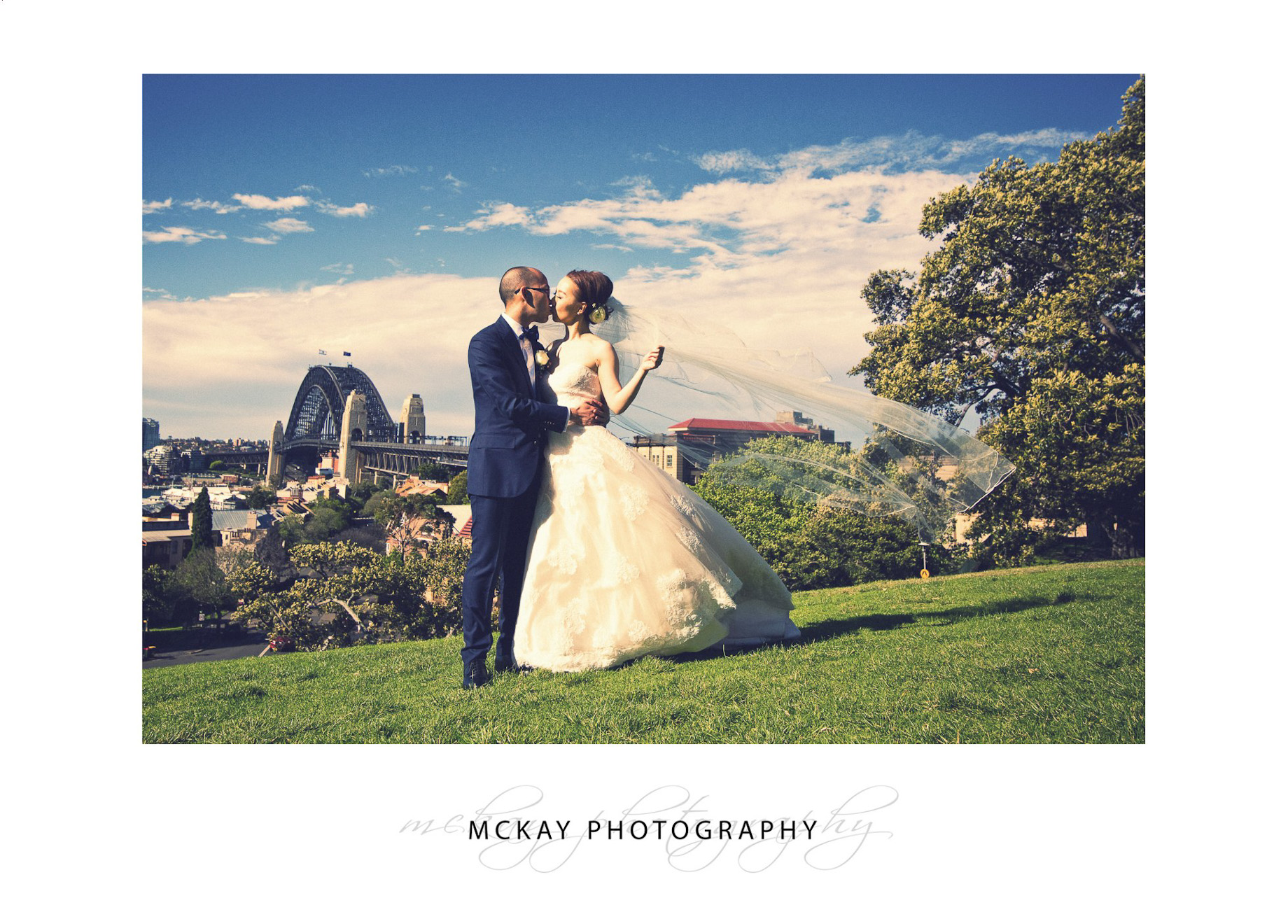 Observatory Hill wedding photography