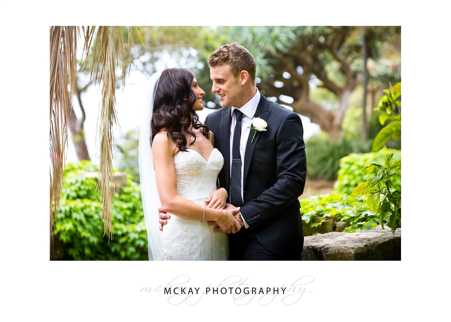 Wedding photography at McKell Park Darling Point
