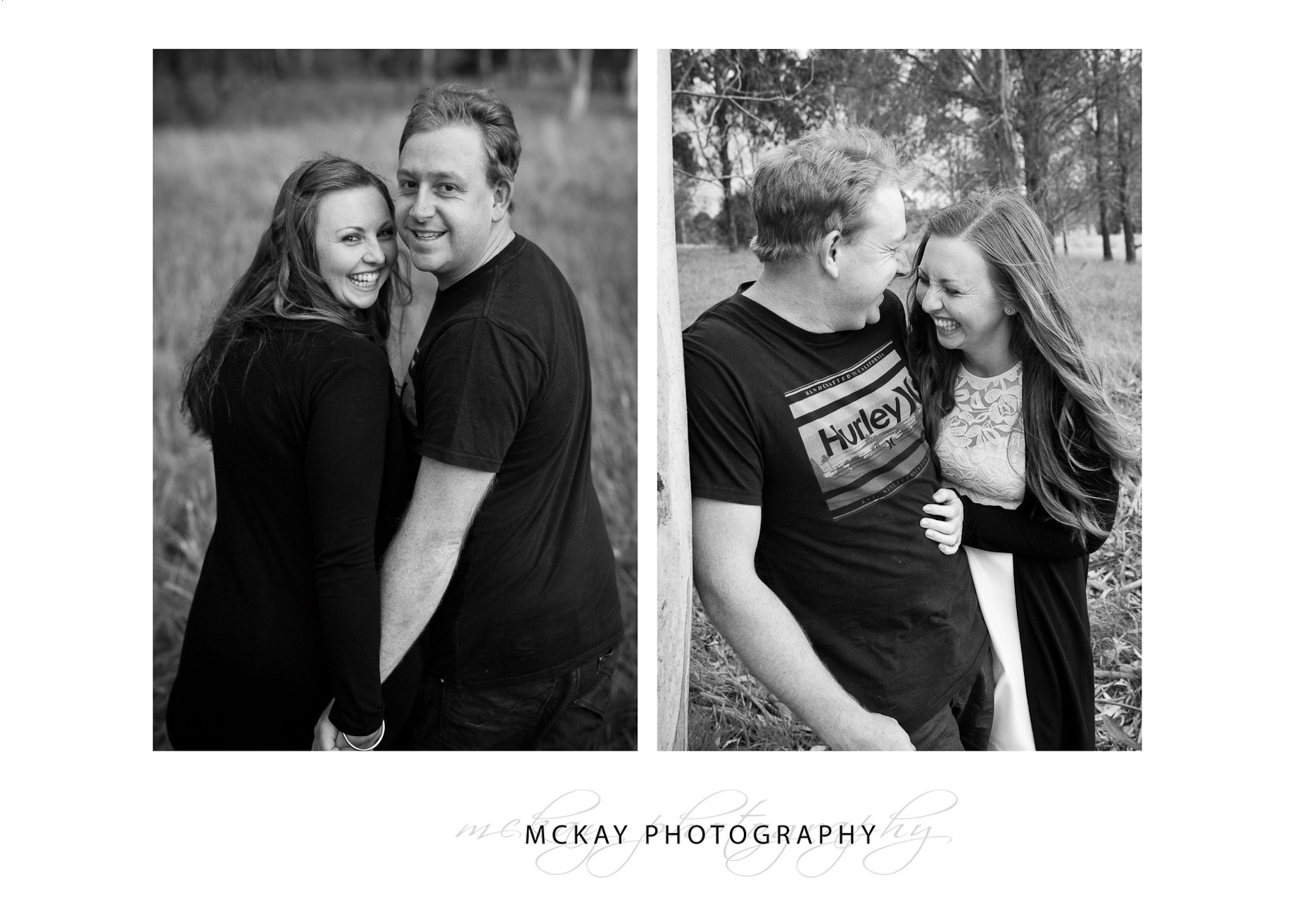 Engagement shoot Southern Highlands