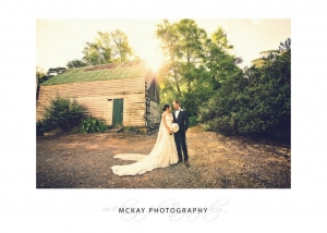 Amanda & Shane wedding at Peppers Craigieburn Bowral