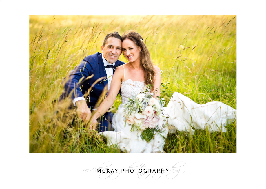 Liz & Jamie - wedding at Centennial Vineyards Bowral