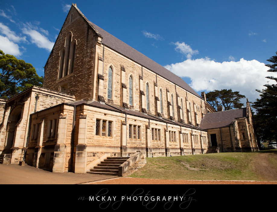 The amazing Cerretti Chapel in Manly