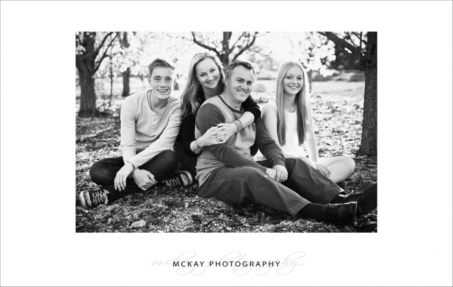 family photos bowral