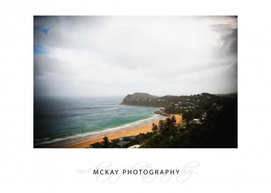 The view from Jonahs Whale Beach