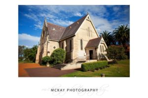 St Peter Chanel Church in Hunters Hill