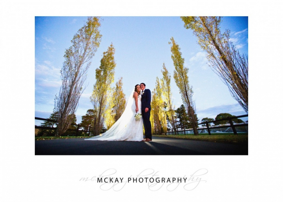 Claire & Michael wedding at Bendooley Estate