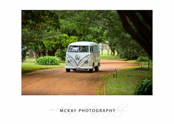 Combi wedding car Bowral