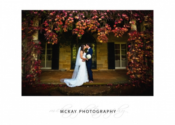 Claire & Michael Bendooley Estate wedding autumn