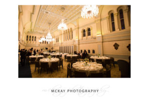 QVB Tea Room wedding