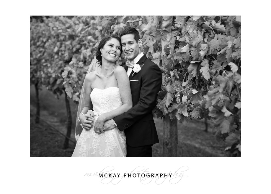 Holly & Jeff at Centennial Vineyards Bowral