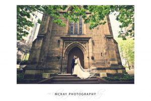 St Philip's Church York Street wedding