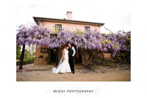 Kristi Andy Briars Inn wedding Bowral