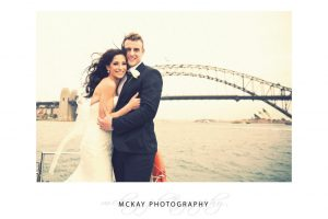 Mel & Ben wedding at McKell Park Darling Point