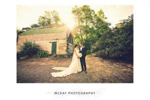 Amanda & Shane wedding at Peppers Craigieburn Bowral