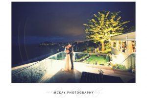 Jonah's wedding night shot