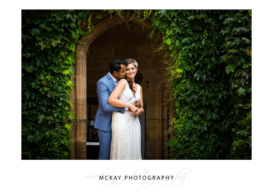 Bianca Amit wedding Sydney University