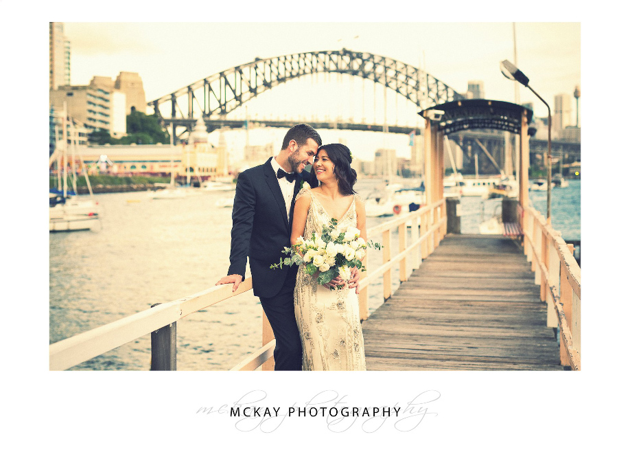 Wedding photos Lavender Bay