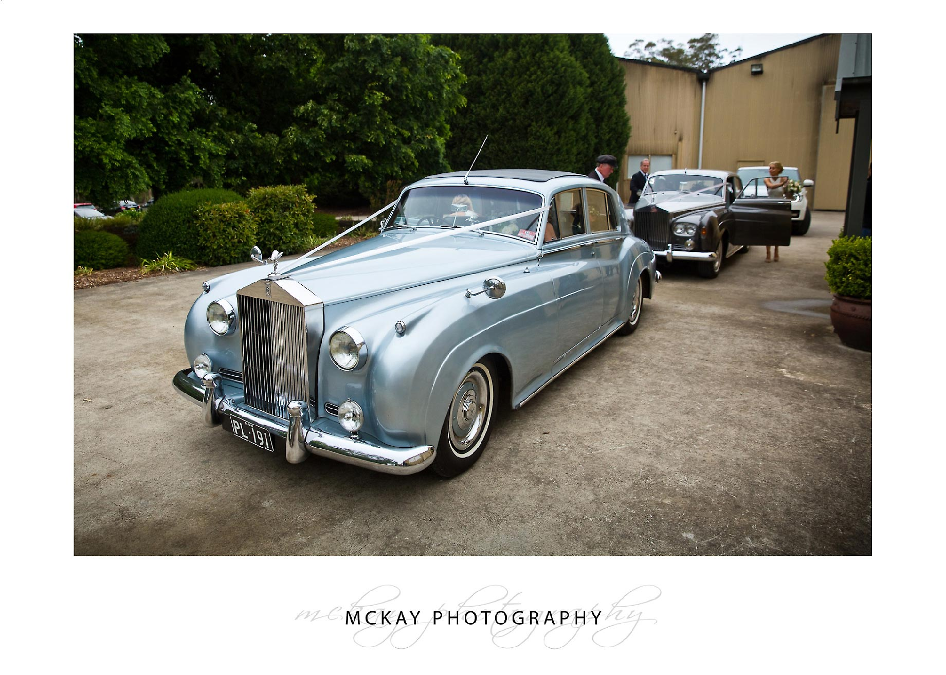 The Vintage Factory wedding cars Bowral