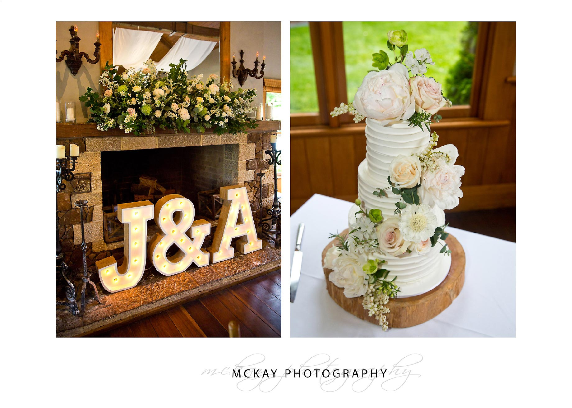 Wedding styling details Bowral