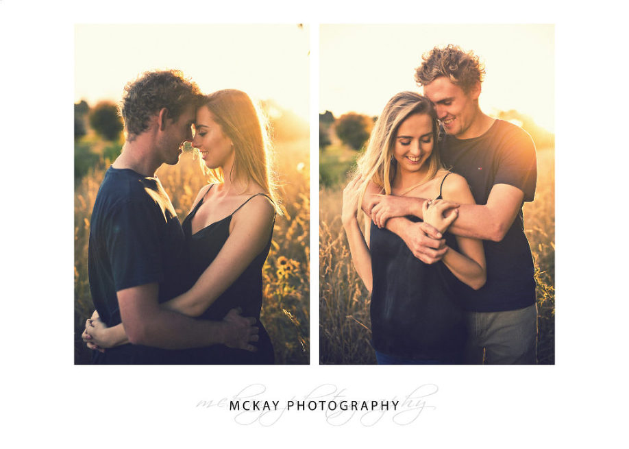 Alayne Nick engagement photo shoot Bowral