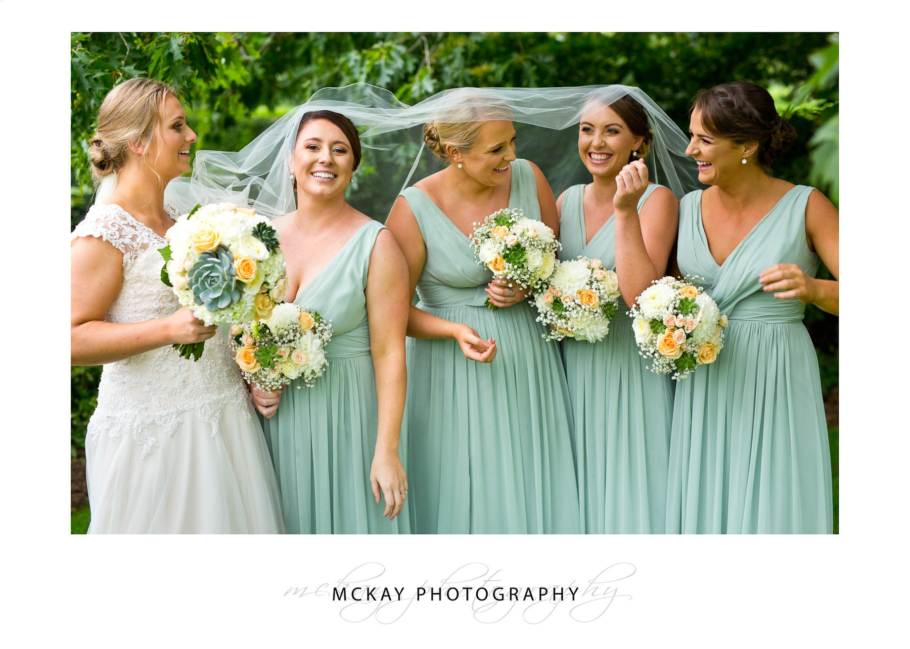 Bridesmaids at Peppers Bowral