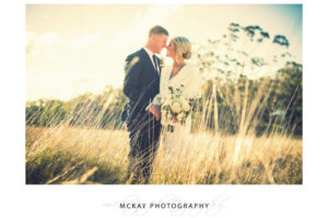 Danielle & Luke's winter wedding in Bowral