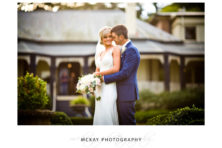 Rachel & Matt - wedding at Peppers Craigieburn Bowral