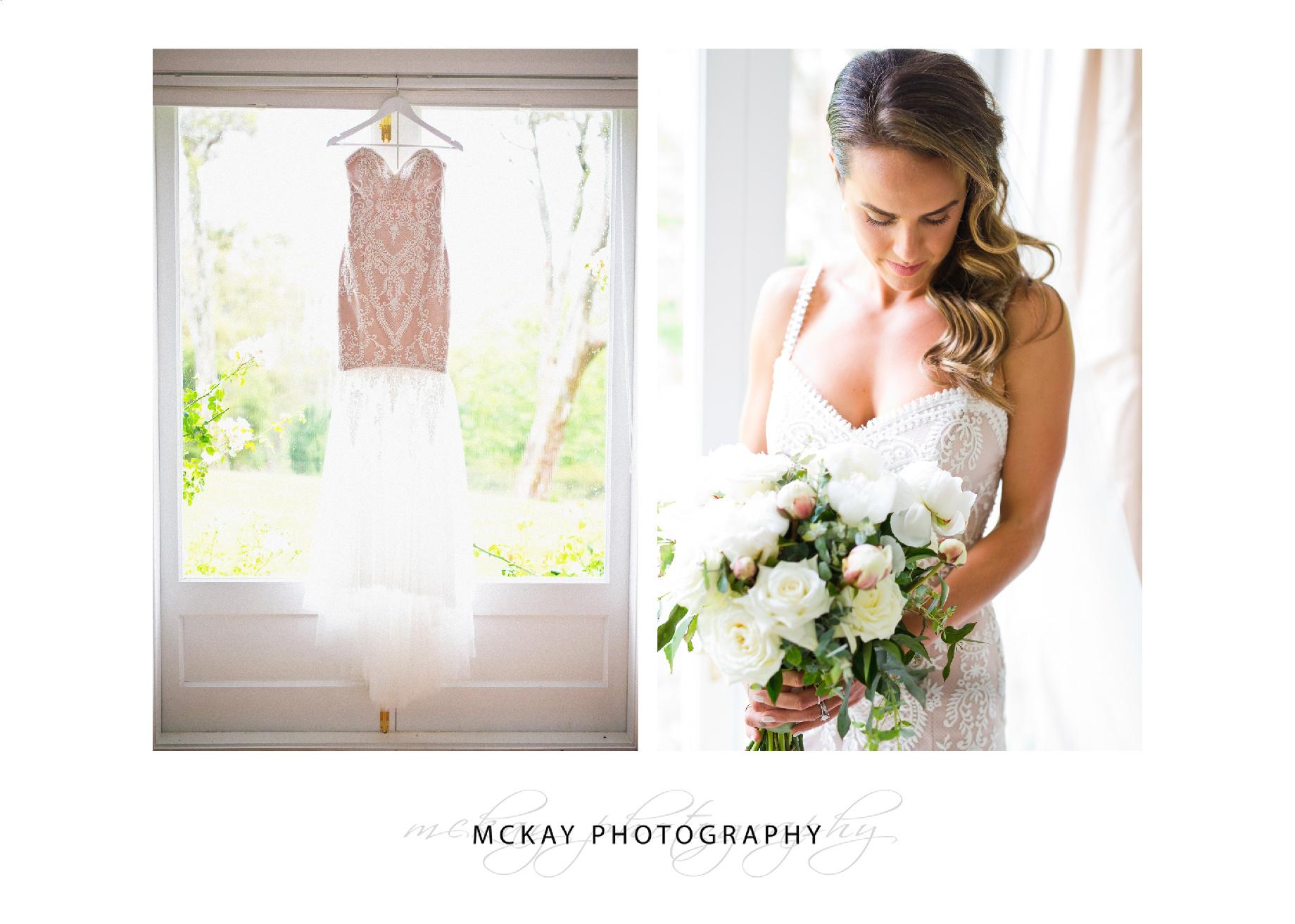 bride portrait wedding photo 2