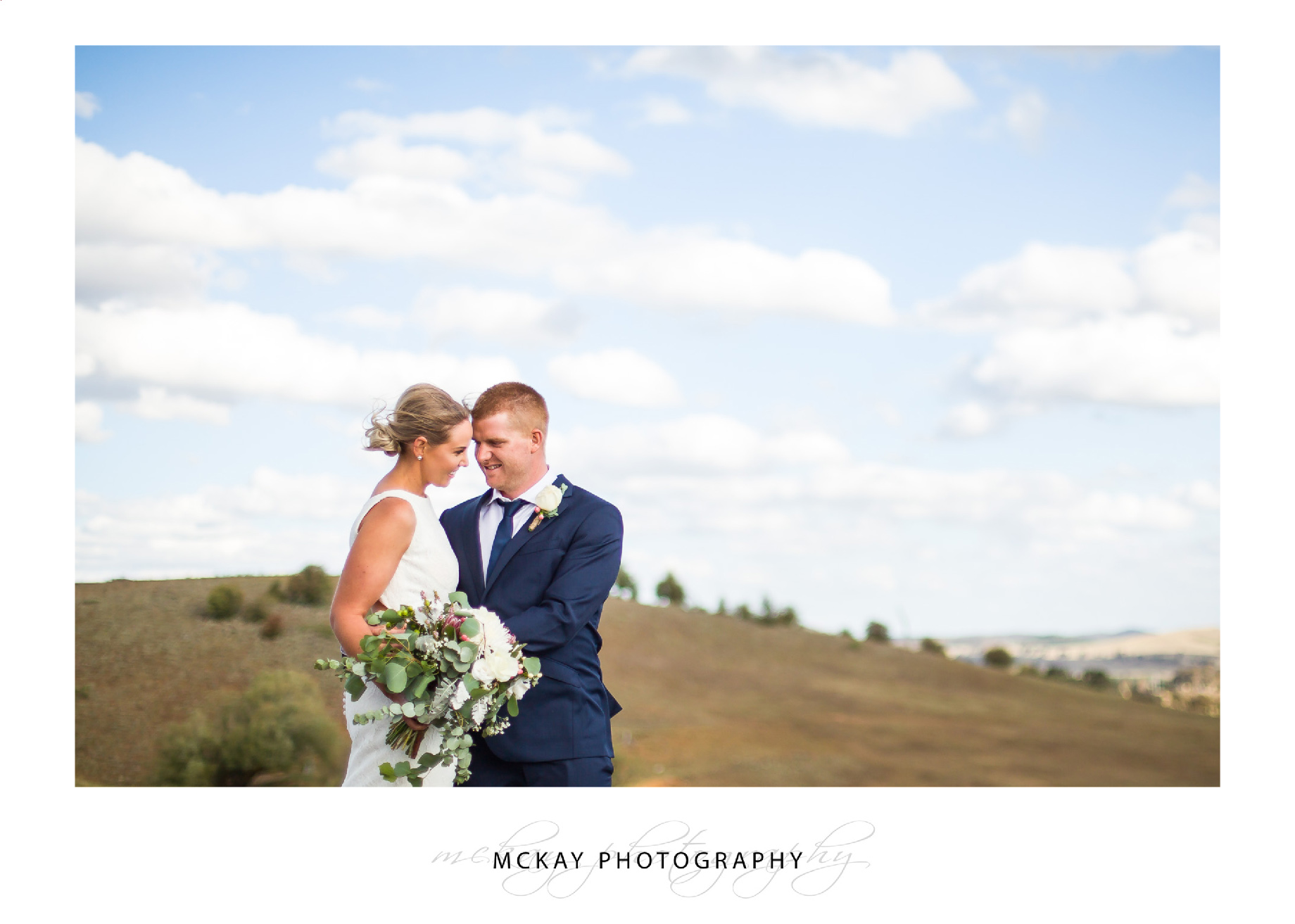 Country wedding Goulburn
