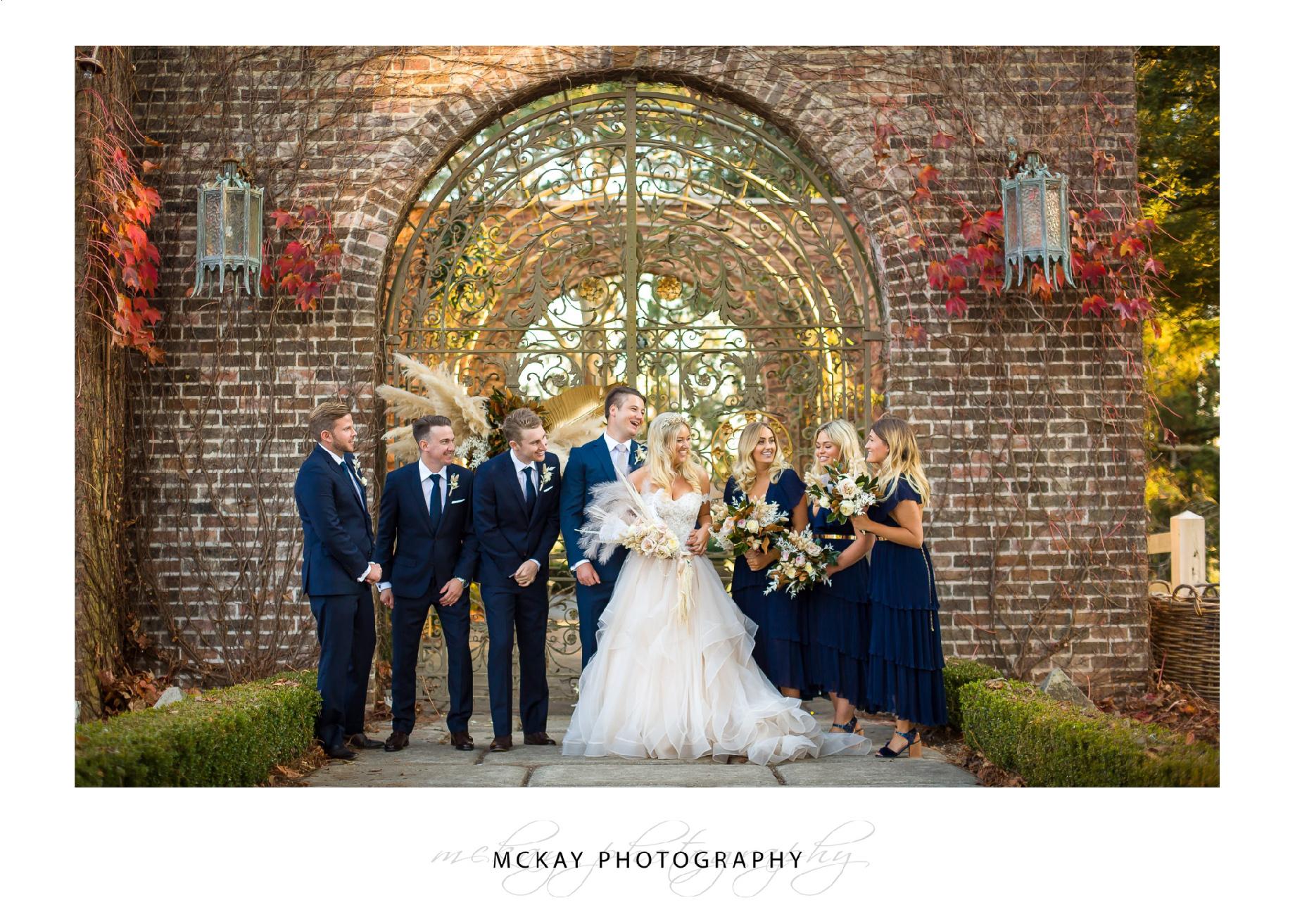 Coach House Milton Park wedding Bowral
