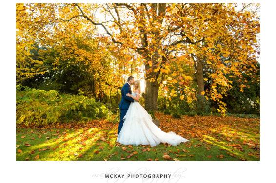 Milton Park wedding Autumn Bowral EJ