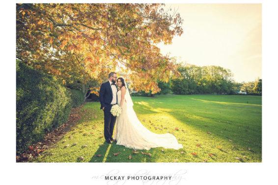 Peppers Craigieburn Wedding Bowral Autumn colour